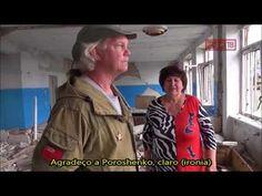 Guerra na Ucrânia - Donbass com 'Texas' - Nikishino [Arquivo 2016]