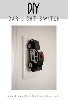 DIY Car Light Switch