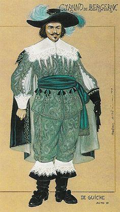 CYRANO DE BERGERAC : toute l information sur cyrano (s) de bergerac, personnage de Edmond de Rostand