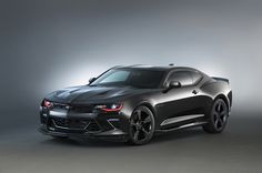 2016 Chevy Camaro takes a walk on the wild side at SEMA