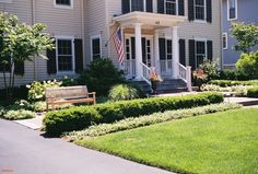 new Lovely Front Yard , Landscaping ideas for small front yard towhouse american , http://ihomedge.com/front-yard/4676