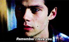 "Dylan O'Brien Stiles Stilinski Stydia moment ""Teen Wolf"" 6x01"