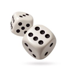 Get your kids to roll a double dice to see how many more spoonfuls of their meal they need to eat before they can go.