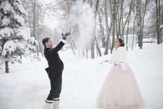 Zimowy ślub – wady i zalety - Weselne Przypadki – Justyna Kościelska