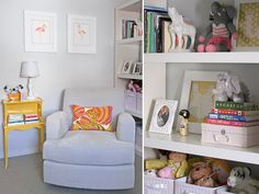 Erika Brechtel Design | Dimdi Flamingo Watercolor Prints | Trina Turk Pisces Print Pillow