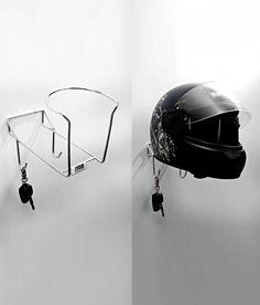 les 17 meilleures images du tableau porte casque moto integral sur pinterest casque moto. Black Bedroom Furniture Sets. Home Design Ideas