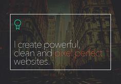 A great web design by Su-Jie Wang, New York, NY: Responsive Website, Portfolio , Internet