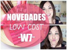 Top ventas w7 cosmetics - YouTube