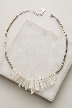 Anthropologie Austra Necklace