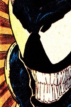 Venom: (EDDIE BROCK & the alien symbiote; the one, TRUE Venom!)