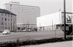 Karl-Marx-Allee (formerly Stalinallee), East Berlin, June 1964 | by allhails