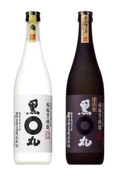 Shochu / Suntory 黒丸 Bottle Mockup, Bottle Labels, Crown Royal Drinks, Peach Drinks, St Patricks Day Drinks, Sake Bottle, Japanese Sake, Whiskey Cocktails, Plum Wine