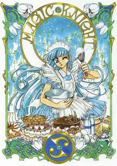 Magic Knight Rayearth | Tumblr