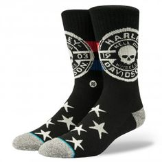 Stance Hell On Wheels Socks - Black