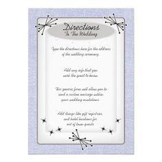 1950s Wedding Invitation Enclosure Silver