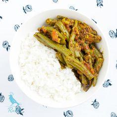 Green beans curry #vegan #gluten-free