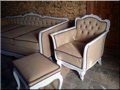 Loft Design, Wabi Sabi, Rustic Furniture, Vintage Designs, Shabby Chic, Armchair, Sweet Home, Retro, Home Decor