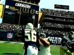 Great Leave Nothing NFL video using Promontory from Last of the Mohicans