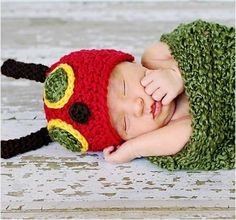 very hungry caterpillar cocoon and hat pattern
