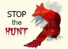 STOP BARBARIC HUNTS ... ACT NOW ... TELL ... Northern Ireland : Ban Fox and Stag Hunting ! Hunting is a cruel and archaic pastime that has no place in modern society. We request that Northern Ireland respects its wildlife and enforces a ban on hunting. Protect our natural wildlife http://www.change.org/en-GB/petitions/stormont-northern-ireland-assembly-ban-fox-and-stag-hunting-in-northern-ireland