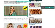 Comparte texto, imágenes, animaciones, vídeo, capturas de pantalla y más de cualquier página web