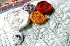 alisaburke: Recycled Roses Pillow Tutorial