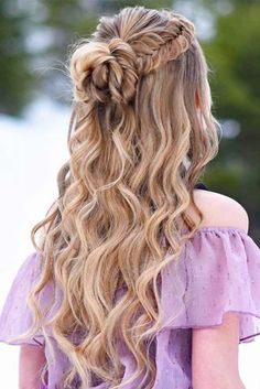 65 Stunning Prom Hairstyles For Long Hair For 2019 | prom | Hair ...
