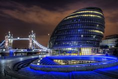 London City Hall by duceduc