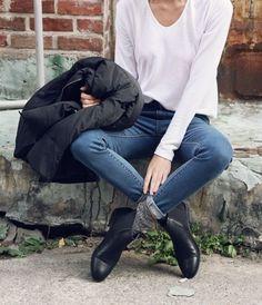 Resultado de imagem para chelsea boots outfit ideas