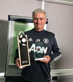 Manchester United and Jose Mourinho have won the League Managers Association's Performance of the Week award, for the Reds' thrilling derby victory over Manchester City. Manchester United Football, Manchester City, Man Utd News, Sir Alex Ferguson, Premier League Champions, European Cup, Man United, Red S, Football Players