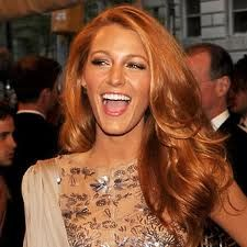 love blake lively with red hair.