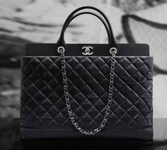 Want this Cruise 2012 Chanel Tote!