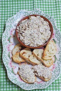 Poivre poivron rouge pain de campagne maquereau tomate - Cuisiner des maquereaux ...