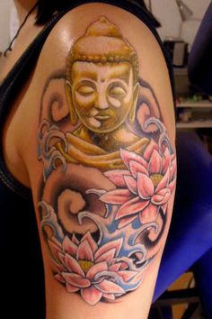 buddha tattoos | thai Buddha tattoo
