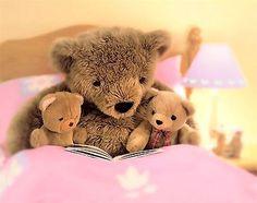 Teddy Bears... ~So cute