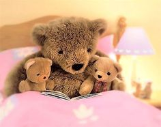 Teddy Bears... ~So cute