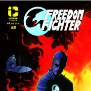 Check out Freedom Fighter on @comixology