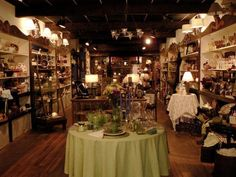 Mountain Laurel Gifts features fine leather, jewelry, cards, stationery, candles, gourmet foods, household items, garden and home décor, as well as many beautiful items handcrafted by local artisans.