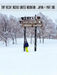 Climbing Grier Mountain trip recap: niseko united mountain - japan: part one - Climbing Grier Mountain