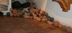 Installation de boules