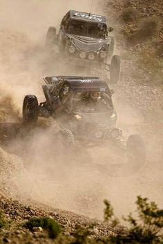 The Mint 400 desert race! Amazing!