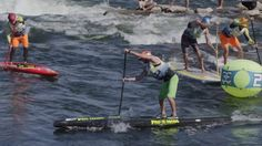 2015 Payette River Games - June 19th-21st Kelly's Whitewater Park in Cascade, Idaho ~  With $50,000 on the line, this is the world's richest Stand Up Paddling event.
