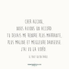 Cher Alcool