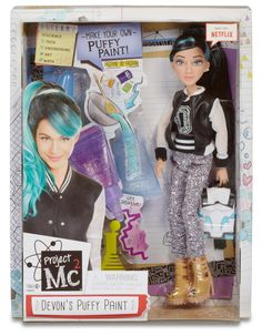 Project Mc² is where smart is the new cool! Join us for fun learning activities, videos, and games for girls! Puffy Paint, Games For Girls, Toys For Girls, Project Mc2 Toys, Devon, Project Mc Square, Barbie Camper, Barbie Plane, Disney Descendants Dolls