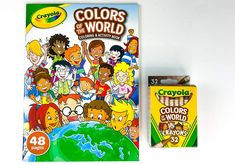 Crayola Colors of the World