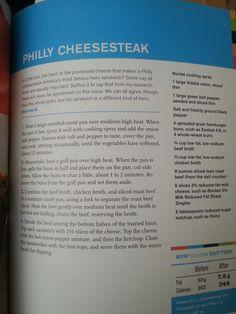 Philly chessesteak