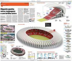 Estádio Beira-Rio. Football stadium in Porto Alegre, Brazil. It serves as the home stadium for Sport Club Internacional http://softfern.com/NewsDtls.aspx?id=833&catgry=6
