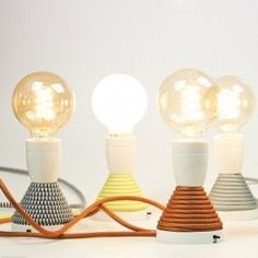Table / Wall Lamp – Various Colors