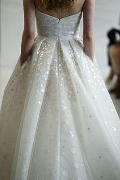 水玉ドレス
