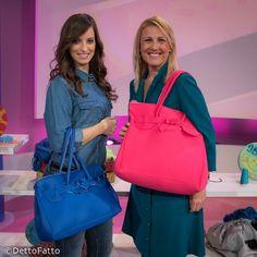 La Borsa in Neoprene - Anna Borrelli Jane Birkin, Anna, Vestidos Vintage, Diy Dress, Trends, My Bags, Leather Handbags, Shoulder Bag, Tote Bag